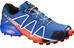 Salomon M's Speedcross 4 Shoes Blue Yonder/Black/Lava Orange